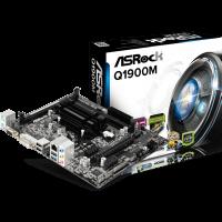 ASRock Q1900M integrierte CPU µATX