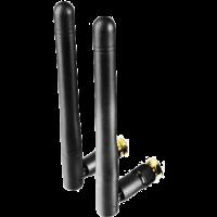 ASRock Deskmini WiFi Kit WLAN Antenne schwarz (DESKMINI WIFI KIT)