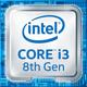 Intel Core i3-8