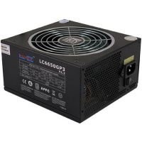 LC-Power Silent Giant LC6650GP3 650 Watt ATX (LC6650GP3V2.3)